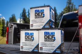 BlueDEF Platinum Addresses Deposit Problems