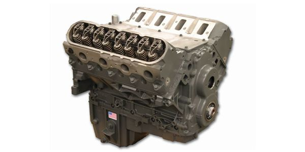 The remanufactured engine is available for model-year 2007-2009 Chevrolet Tahoe, Suburban, and...