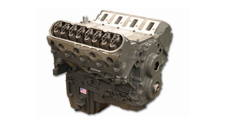 The remanufactured engine is available for model-year 2007-2009 Chevrolet Tahoe, Suburban, and Silverado vehicles as well as GMC Sierra and Yukon SUVs.  - Photo: Jasper Engines & Transmissions