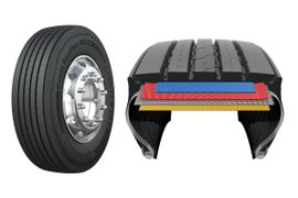 Continental Unveils Conti EcoPlus HS3+ Long Haul Steer Tire