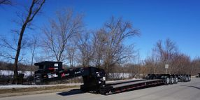 XL Specialized Trailers XL Adaptable for Tall, Heavy Loads