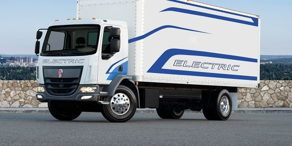 Kenworth K270E, K370E Battery-Electric Trucks Now Available
