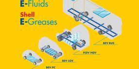 Shell's New E-Fluids Support Electrified Commercial Vehicles