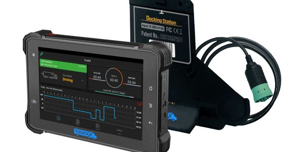 TruckX Releases Wired ELD Setup
