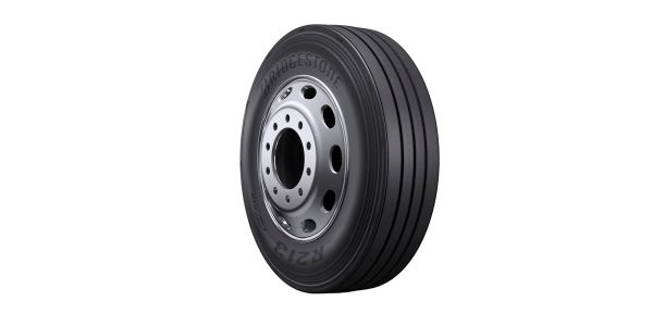 The new Bridgestone R213 Ecopia tire will be offered in eight variations – with four sizes and...