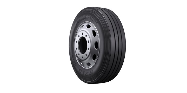 The new Bridgestone R213 Ecopia tire will be offered in eight variations – with four sizes and two load ranges per size. - Photo: Bridgestone