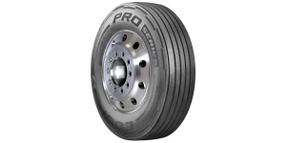 Cooper Updates Pro Series Long-Haul Steer Tire