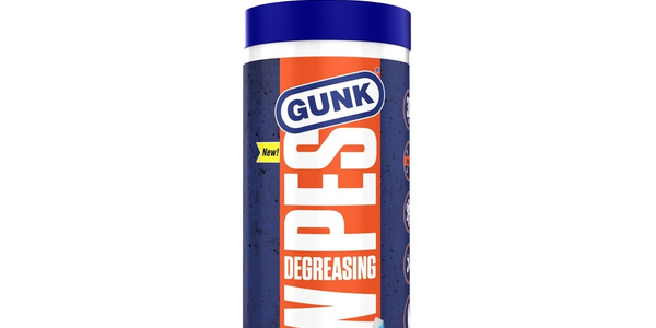 Gunk Wipes are an industrial strength, no-rise solution for cleaning and degreasing engines and...