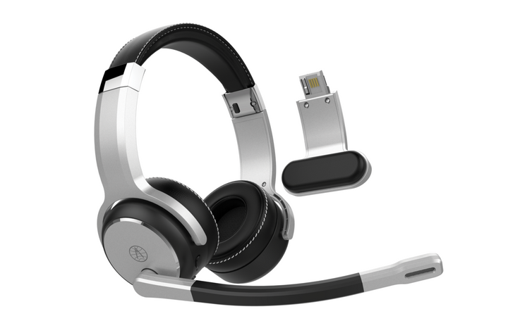 Rand McNally has debuted a smaller, lighter-weight model of its ClearDryve 2-in1 headphone lineup called the ClearDryve 180.  - Photo courtesy Rand McNally