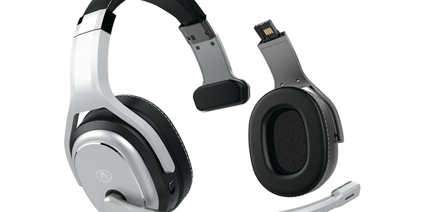 The ClearDryve 200 headphones can be used as a pair of stero headphones or as mono headset with...