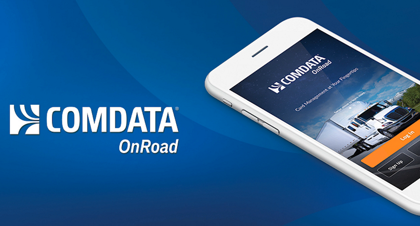 Comdata's OnRoad App Streamlines Financial Transactions