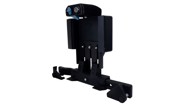 Gamber-Johnson has launched two new rugged mounting systems for fleet vehicles, the Universal Tablet Cradle and Glide Arm Motion Attachment.