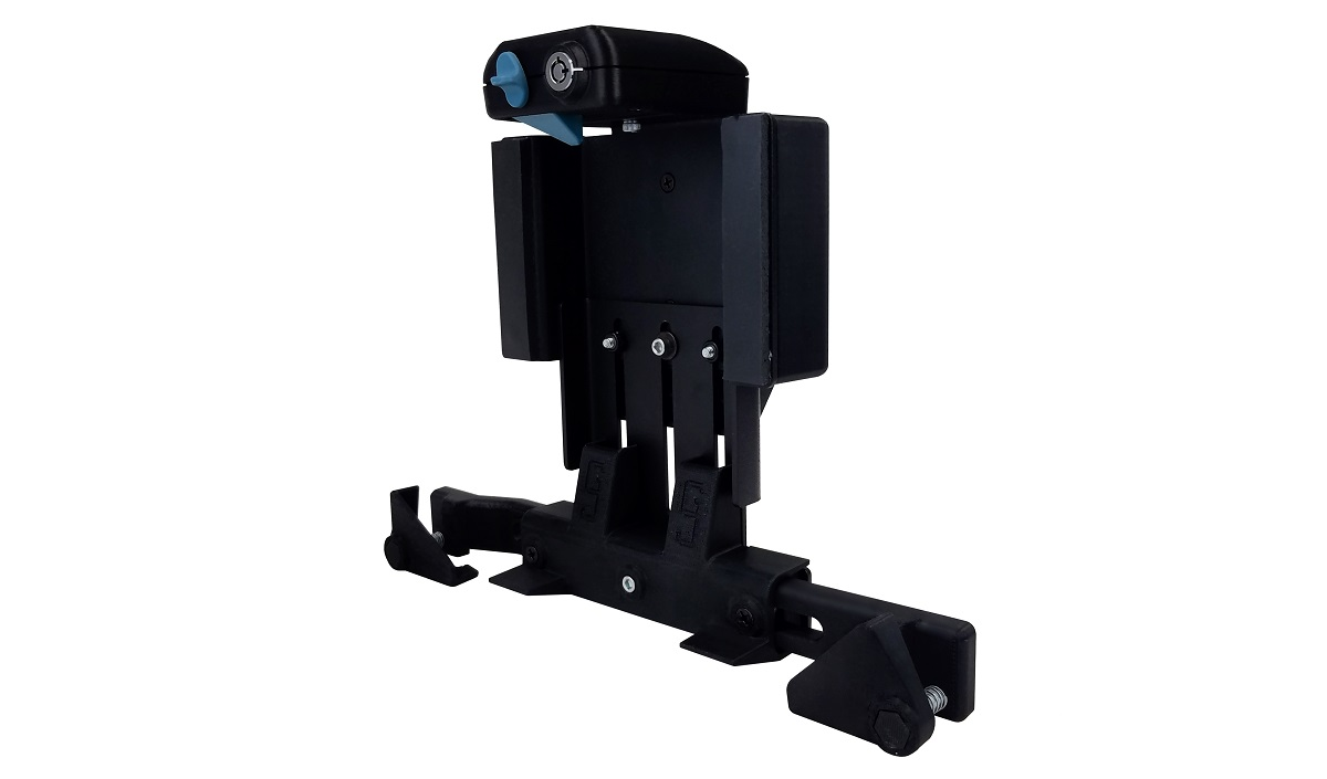 Gamber-Johnson Unveils Device Cradle and Motion Attachment