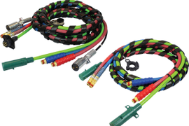 Phillips Offers Improved Electrical and Air Combination Assemblies