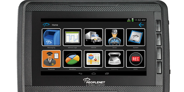 The PeopleNet Display.5 is an Android-powered, fixed mount display designed specifically for the...