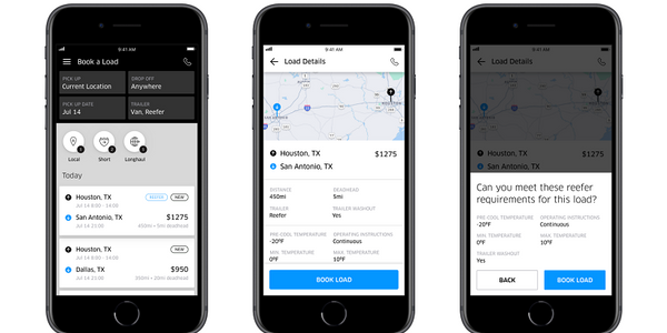 Uber Freight has added in more infomormation on reefer equipment and capabilities to help fleets...