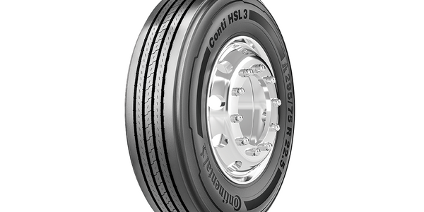 The renamed Conti HSL 3 is a heavy truck tire, designed for steer and all-position use, in long...