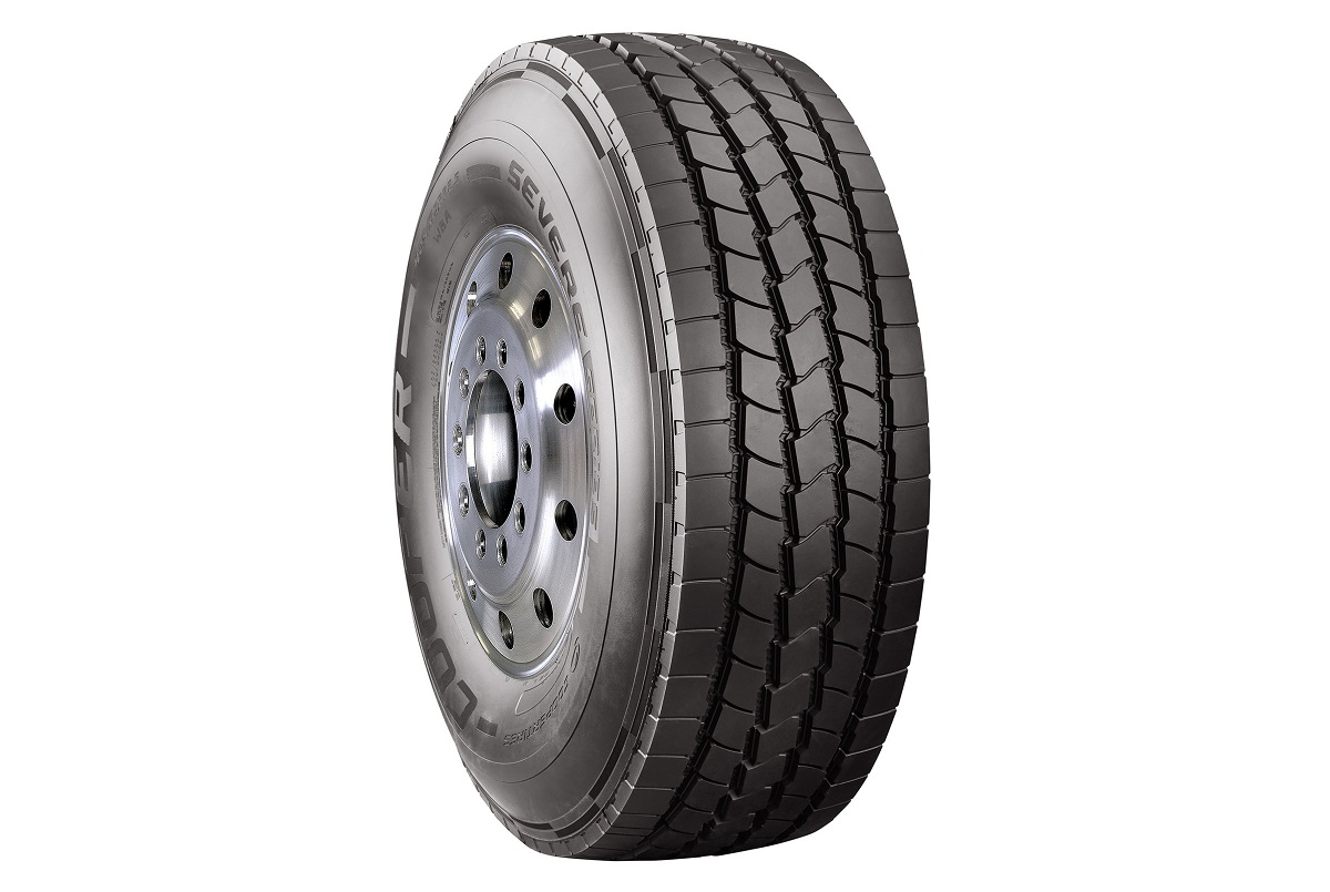 Cooper Tire's Severe Series Tires Designed for Construction Trucks