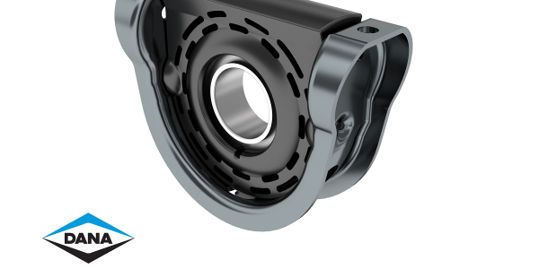 The Spicer Dura-Tune center bearing is available on standard Spicer SPL driveshafts and...