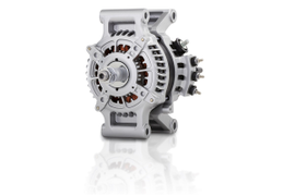 Denso Alternator Designed to Be Lighter and More Efficient