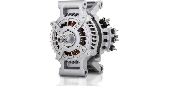 Denso Products and Services Americas' PowerEdge 24PE pad mount alternator is designed to be...