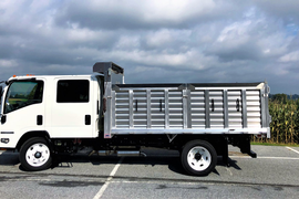 EBY Landscaping Body is Made of Aluminum