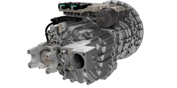 The Endurant automated transmission with dual PTO provides customers with two PTO mounting...