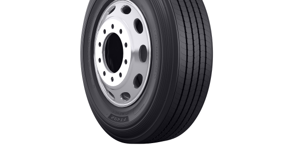 The Firestone FT492 trailer tire offers fleets a fuel-efficient, SmartWay-verified and...