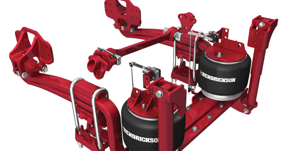Hendrickson Truck Commercial Vehicle Systems has introduced the RoadMaax line of heavy-duty rear...