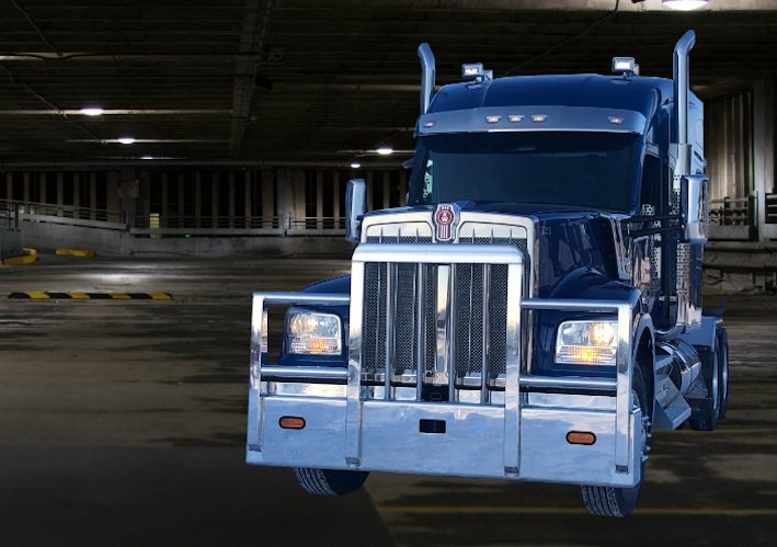 Magnum Introduces Moose Bumper for Kenworth W990L