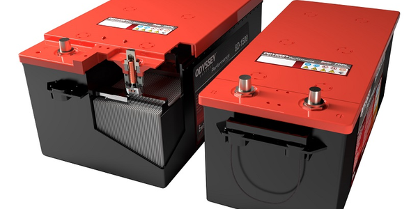 The EnerSys Odyssey Performance Series 4D-1300 and 8D-1500 batteries are engineered...