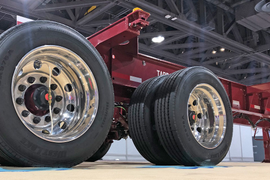 CIMC Offers Extended Warranty on Tire Inflation System for Revere Chassis