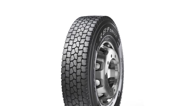 The Pirelli branded R89 Series Tire line from Prometeon Tyre Group Commercial Solutions is dedicated to regional market applications and is being introduced after testing across the U.S. and Canada. - Photo courtesy Pirelli