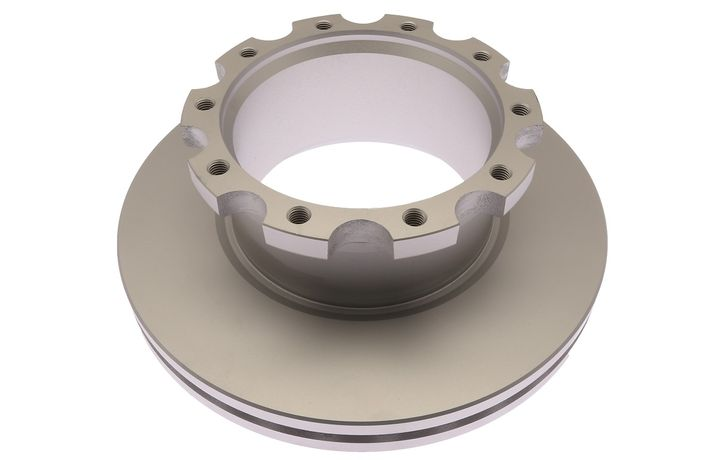 Raybestos added four new air disc rotor part numbers to its specialty rotor line.  - Photo courtesy Raybestos