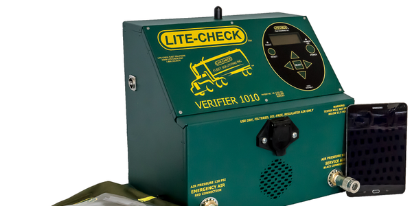 Device Performs Diagnostic Check on Trailers