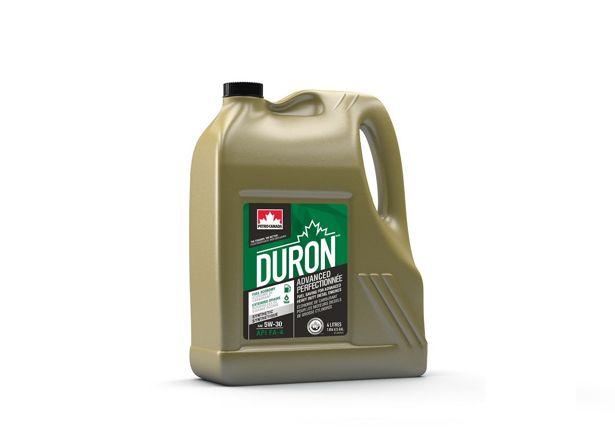 Petro-Canada Expands Traxon and Duron Lubricant Lines