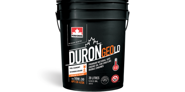 Duron Geo LD oil is API CK-4 licensed and approved for the latest Cummins natural gas oil...