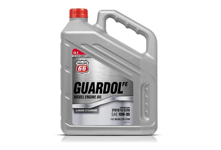 Phillips 66 Lubricants has extended the company's product quality guarantee to protect heavy-duty fleets against lubricant-related failure in the engine when using the Guardol FE 10W-30 low-viscosity heavy-duty engine oil.