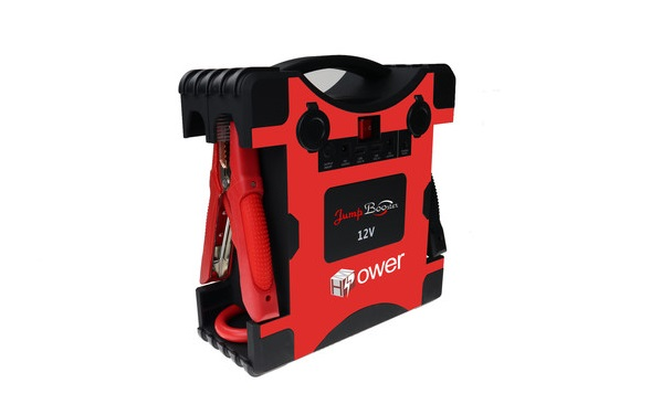 The Jumpbooster J30 is a compact lithium-ion jump starter.