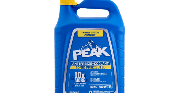 Old World Industries announced the launch of its new Peak Antifreeze + Coolant that protects...