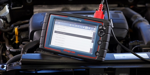 The Triton-D8 from Snap-on is a diagnostic tool designed to suit the needs of professional...
