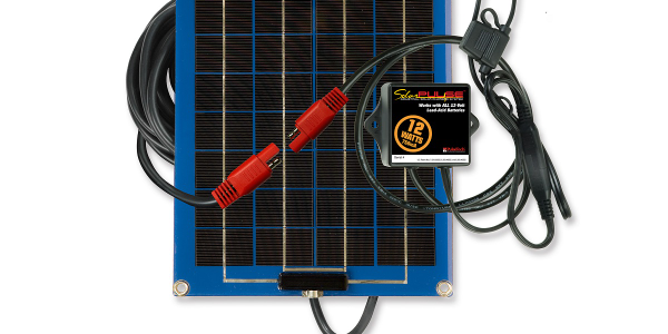 PulseTech has updated its SolarPulse Battery Charger Line with more efficient versions that...