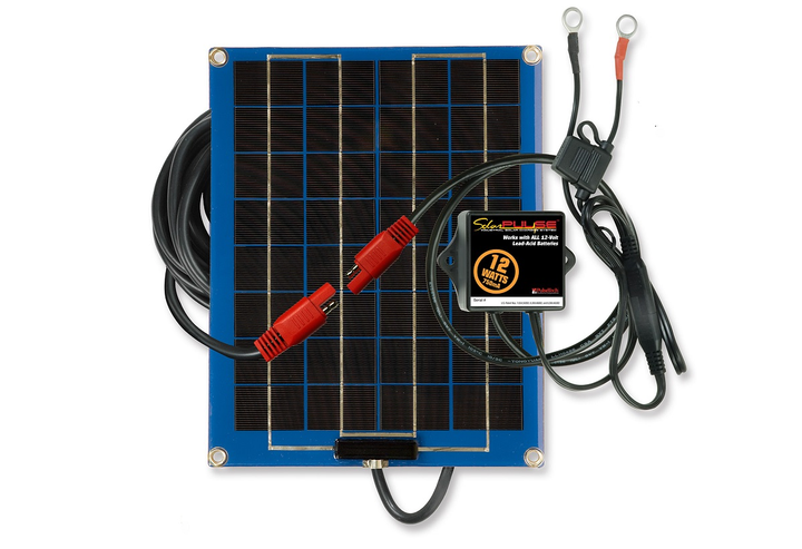 PulseTech has updated its SolarPulse Battery Charger Line with more efficient versions that offer increased wattage to charge maintain and desulfate lead-acid batteries.  - Photo courtesy PulseTech
