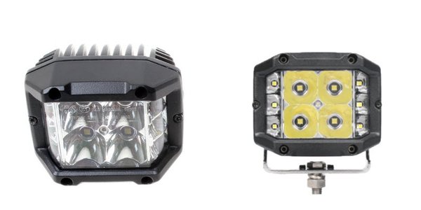 Superior Signals expanded their LED worklight selection to include the SY2X140S and SY3X140S...