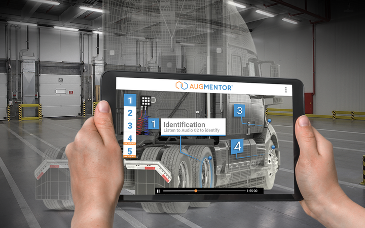 Design Interactive has launched Virtual Equipment Training, allowing technicians to train on virtual parts that may not always be available.  - Photo courtesy Design Interactive