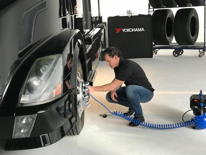 Yokohama's Tire Tips video series is designed to help drivers identify and prevent tire issues before they become a problem.