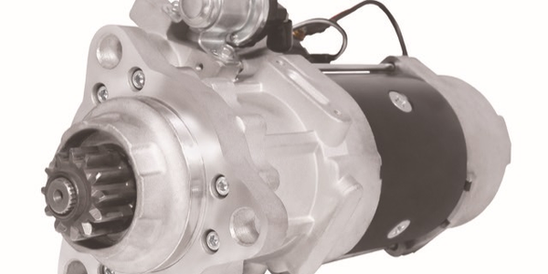 The LoadHandler L39 gear-reduction (pictured) and L42 direct-drive starter motors are now...