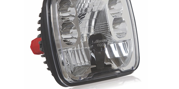 The MaxxHeat LED lamps have a heating element that is automatically triggered by low temperatures.