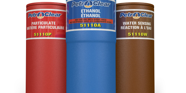 PetroClear's 511 Series of high-volume, extended-life spin-on dispenser filters are now UL...