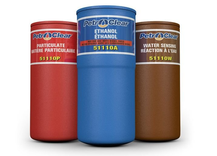 PetroClear's 511 Series of high-volume, extended-life spin-on dispenser filters are now UL Recognized Components in the U.S. and Canada.